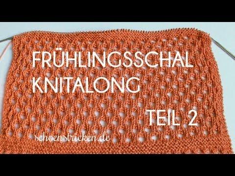 Frühlings Knitalong 2014 - Teil 2