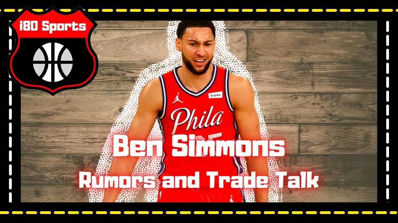NBA BONUS Episode- Ben Simmons Trade Talk