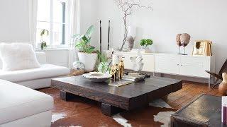 Interior Design — A Creative's Airy Montreal Loft