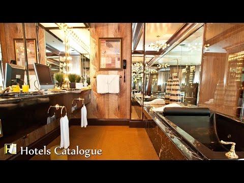Most Stunning Hotel Bathrooms in Las Vegas