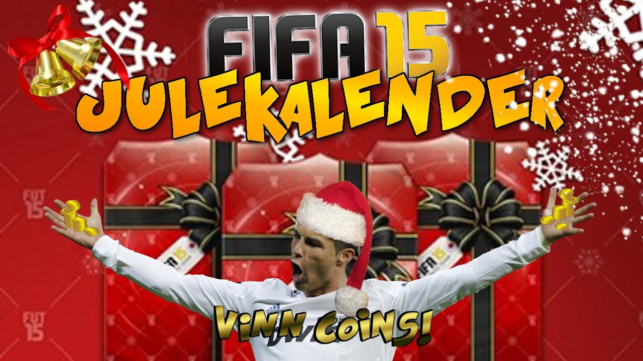 Julekalender Fifa 15 24 Desember Fifa 15 Ultimate
