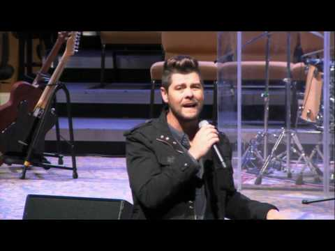 Jason Crabb - God On The Mountain!