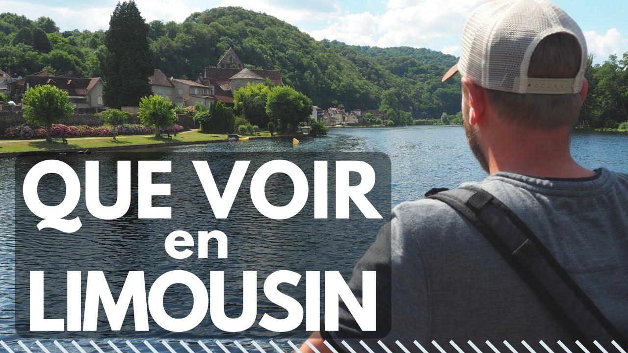 Les Plus Beaux Sites Naturels Et Villages à Voir En Limousin