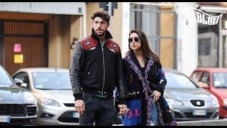 Cecilia Rodriguez e Ignazio Moser, shopping e abbronzatura TABLOIT.IT
