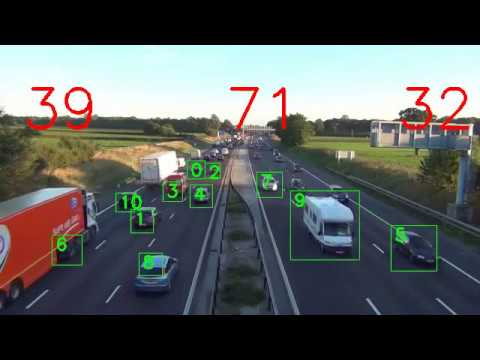 Vehicle Counting Using Video Camera