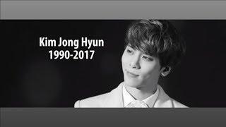 Remembering Jonghyun (종현):  End of a Day (하루의 끝)