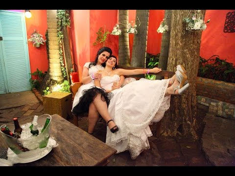 Casamento homoafetivo - VESTIDAS DE NOIVA documentário
