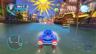 [EL548] Let's Try: Sonic & All-Stars Racing Transformed 'Celebrità a Motore'