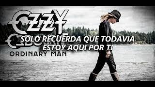 Ozzy Osbourne ft. Elton John - Ordinary Man | Subtitulos en Español