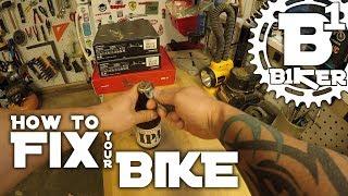How to Fix Your Bike - Velofix - B1KER Garage - Mountain Biking