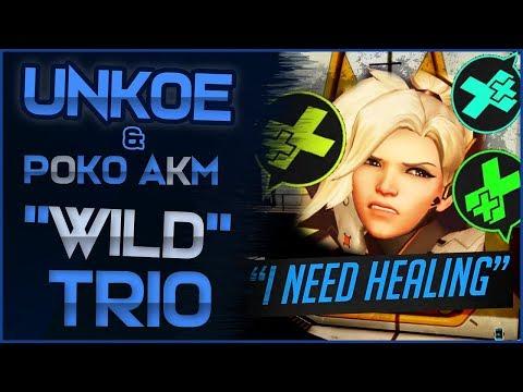 TrioQ W/ Poko & AKM : La Game De Trop ?