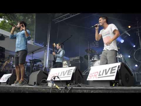 Frero Delavega - Mon petit pays (live)