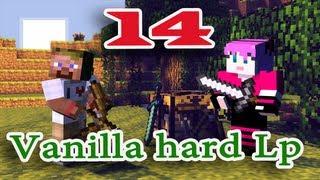 ч.14 Minecraft Vanilla hard Lp - Адская крепость