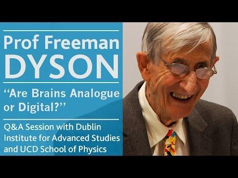 The importance of mathematics | Prof Freeman Dyson | University College Dublin
