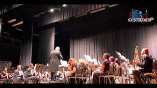Bethune-Cookman University Symphonic Band -  Dance Movements 2nd & 3rd (2014)
