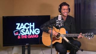 """Andy Grammer """"Keep Your Head Up"""" Live In Studio"""