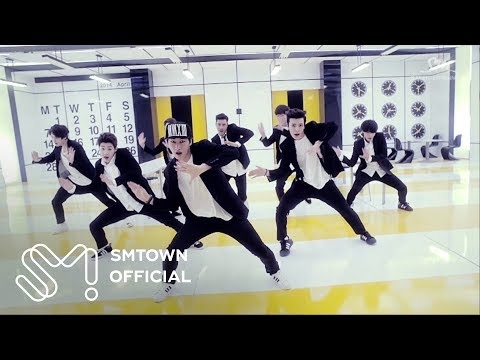 SUPER JUNIOR-M 슈퍼주니어-M 'SWING' MV (KOR Ver.): SUPER JUNIOR-M's 3rd Mini Album