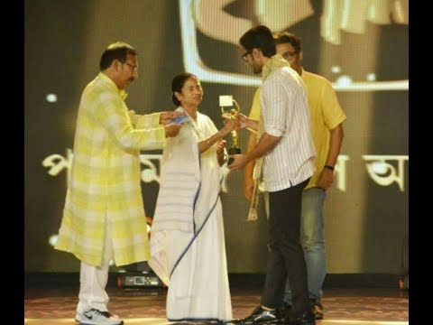 Sean Banerjee bags best actor award (Tele Academy Awards 201