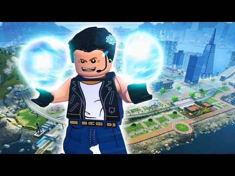 BUILDING LEGO SPYCAKES! - Lego The Incredibles Gameplay #34