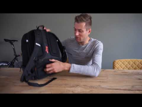 Targus bike backpack #review