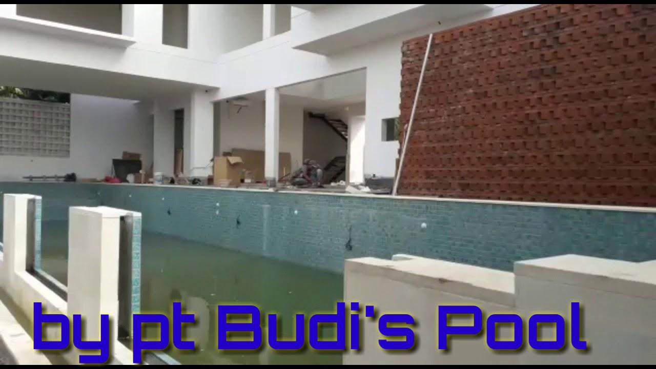 "Desain Struktur Kolam Renang Kaca by "" pt Budi's Pool ..."