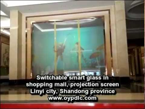 Switchable Smart Glass in Linyi, Shangdong
