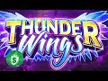 ++NEW Thunder Wings slot machine
