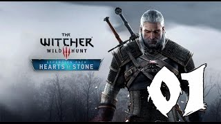 The Witcher 3: Hearts of Stone - Gameplay Walkthrough Part 1: Evil