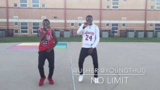 @Usher - No Limit Feat. @YoungThug (Dance)