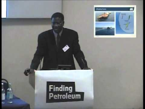 Gilbert Yevi, Tullow Oil, Tullow's Jubilee Field Development