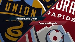 Highlights: Philadelphia Union vs. Colorado Rapids | May 20, 2017