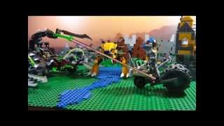 LEGO LEGENDS OF CHIMA: OUTLAND BATTLE