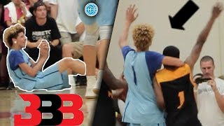 LaMelo Ball Got PHYSICAL With Compton Magic! Melo Highlights in Double OT ReMatch!