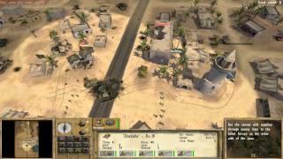"Desert Rats vs. Afrika Korps (2004) - 05 ""Trails of Fire"" by Gaming Hoplite"