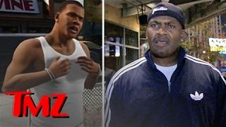 Shawn Fonteno -- Voice of Franklin in GTA V!!!   TMZ