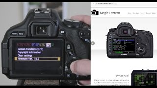 How to Install Magic Lantern | Canon T3i 600D