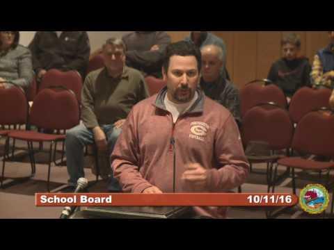 School Board 10.11.16