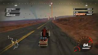 FUEL PC Gameplay Street Motorcycle Race