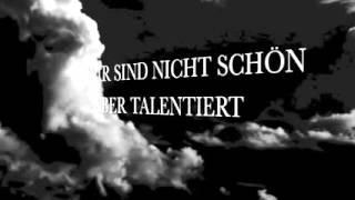 Haudegen - Die Rezession - Lyrik Video