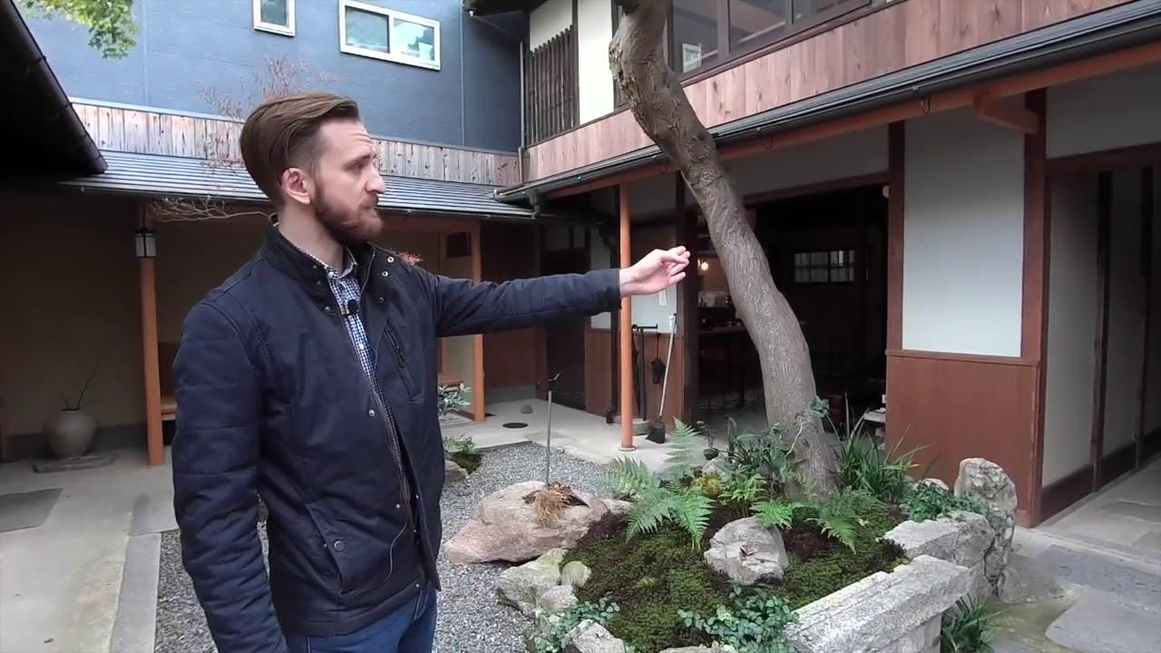 京都ふれあい路地歩き④ もみじの小路