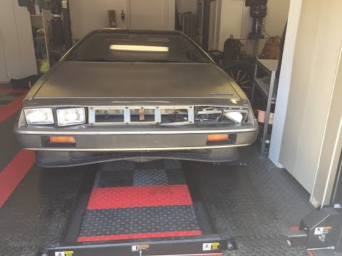 Delorean Restoration Episode 1: What's wrong with it?