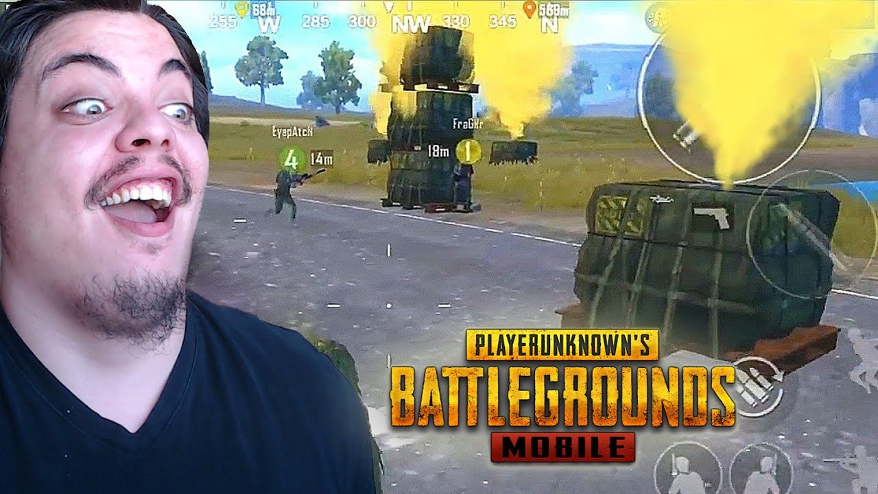 KOMİKLİ MOMİKLİ Pubg Mobile Funny Moments