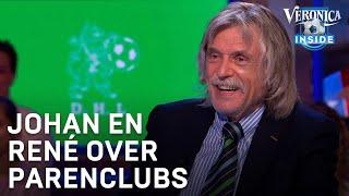 Veronica Inside: Johan en René delen verhalen over parenclubs