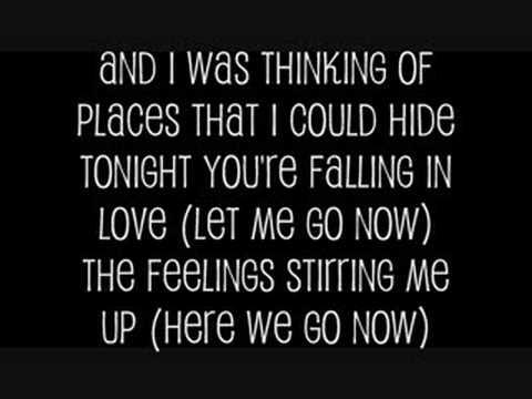 Metro Station- Shake It With Lyrics