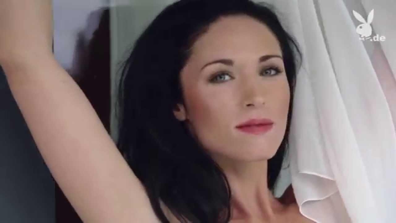 Playboy Playmate Miss Februar 2015 Laura Kaiser Making-of