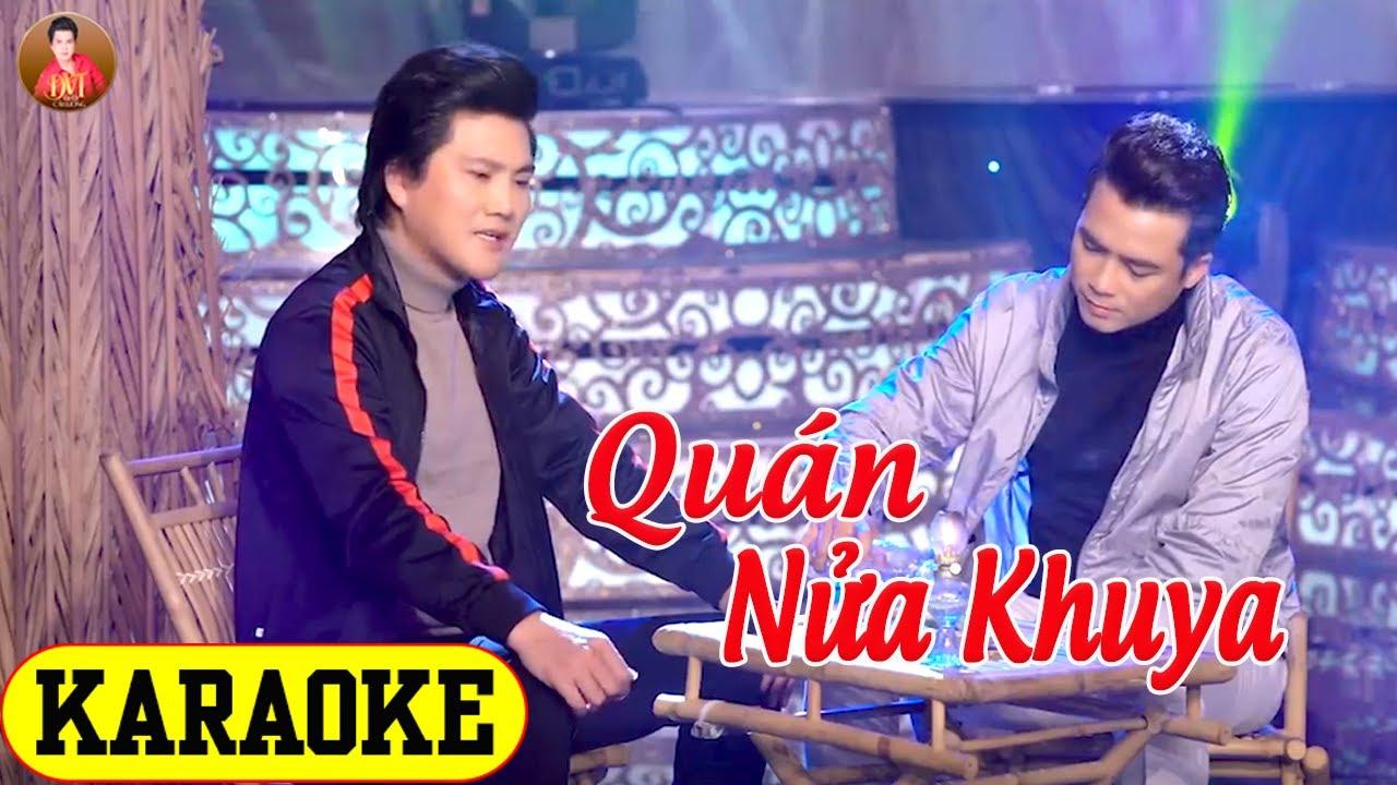 Quan Nua Khuya Thanh Thuy VD - YouTube