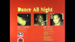 Mr. A.L.I. feat. Eddie Arroyo - Dance All Nigh