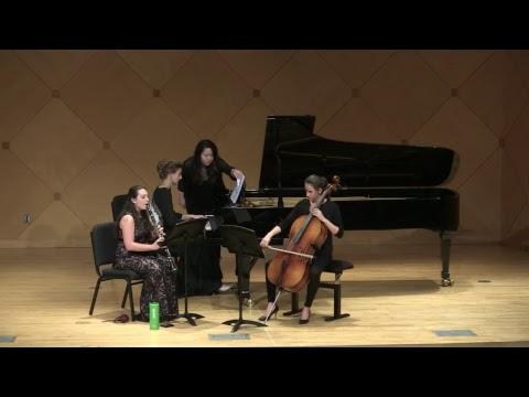 Julia Lougheed, Clarinet; Starts 03/27/2017 at 7:30pm AZ Time