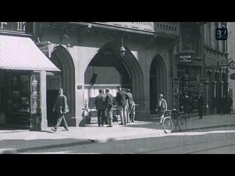 Trailer: Der historische Freiburg-Film der Badischen Zeitung (Teil 1)