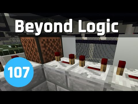 Musical Death Star - Beyond Logic #107 | Minecraft 1.14